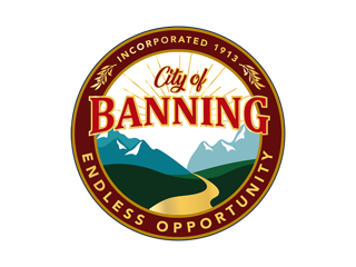 City of Banning California Logo image