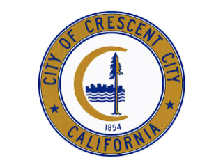 Cresent City California Logo image