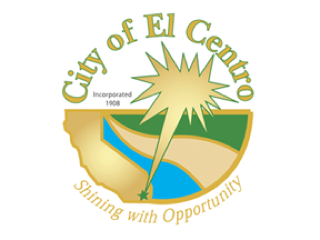 City of El Centro California Logo image